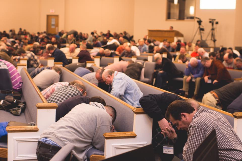 Men's Prayer Advance 1